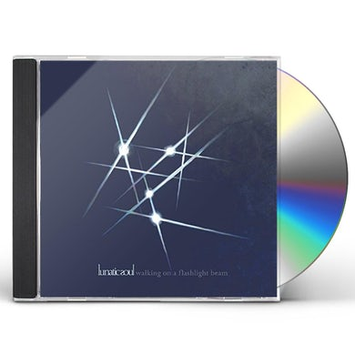 Lunatic Soul WALKING ON A FLASHLIGHT BEAM CD