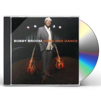 Bobby Broom SONG & DANCE CD