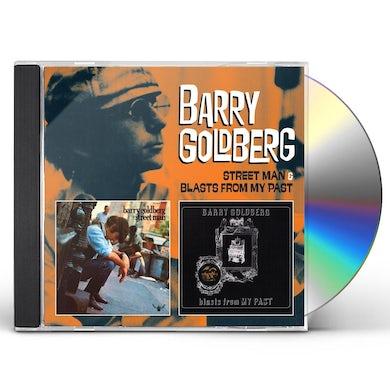 Barry Goldberg STREET MAN / BLAST FROM MY PASTS CD