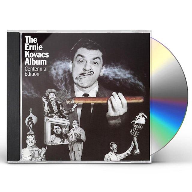 Ernie Kovacs ALBUM: CENTENNIAL EDITION CD