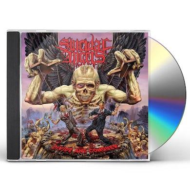 Suicidal Angels DIVIDE & CONQUER CD