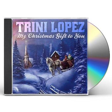 Trini Lopez My Christmas Gift To You CD