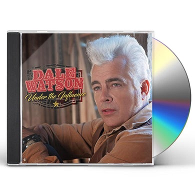 Dale Watson UNDER THE INFLUENCE CD