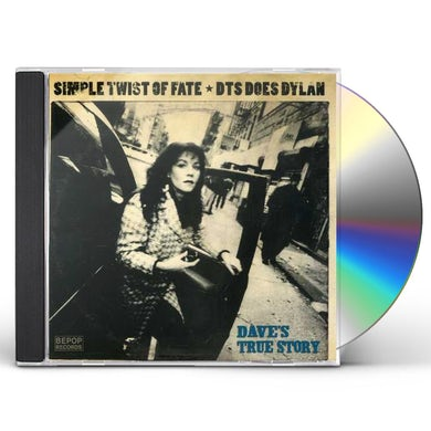 Dave's True Story SIMPLE TWIST OF FATE CD