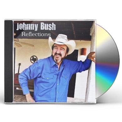 Johnny Bush REFLECTIONS CD