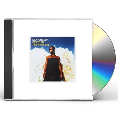 Morcheeba PARTS OF THE PROCESS (BEST OF) CD