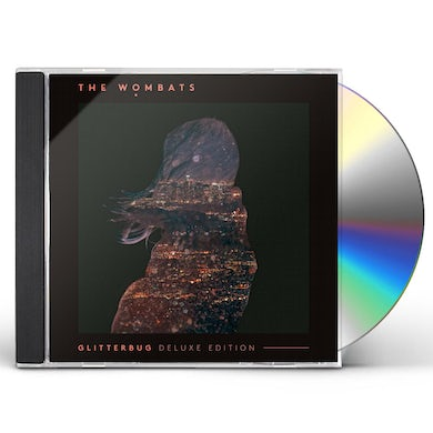 The Wombats GLITTERBUG: DELUXE CD