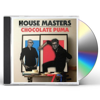 HOUSE MASTERS CD