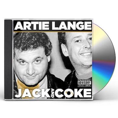 Artie Lange JACK & COKE CD