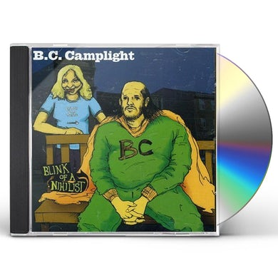 BC CAMPLIGHT BLINK OF A NIHILIST CD