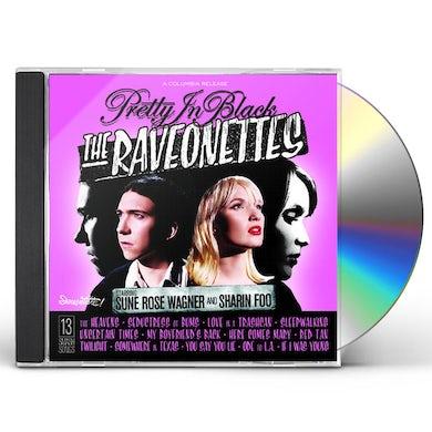 The Raveonettes PRETTY IN BLACK CD