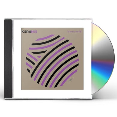 Kero One KINETIC WORLD CD