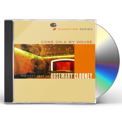 Rosemary Clooney JAZZ SIGNATURES - COME ON-A MY HOUSE: VERY BEST OF CD