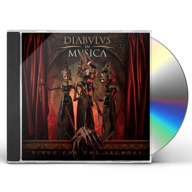 Diabulus In Musica DIRGE FOR THE ARCHONS CD