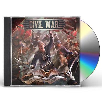 Civil War LAST FULL MEASURE CD