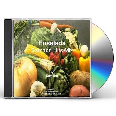 Samann ENSALADA CD