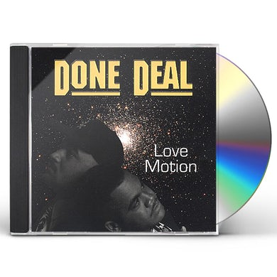 Done Deal LOVE MOTION CD