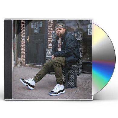 Joell Ortiz MONDAY CD