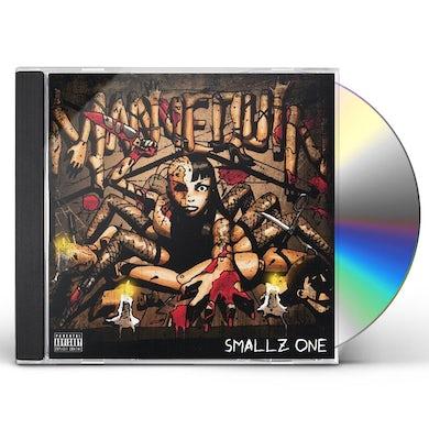 Smallz One MANNEQUIN CD