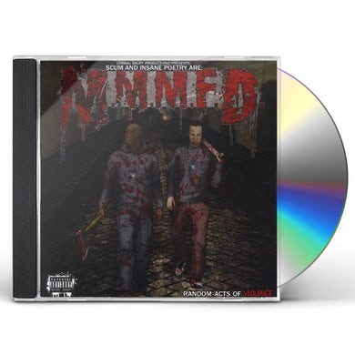 M.M.M.F.D. RANDOM ACTS OF VIOLENCE CD