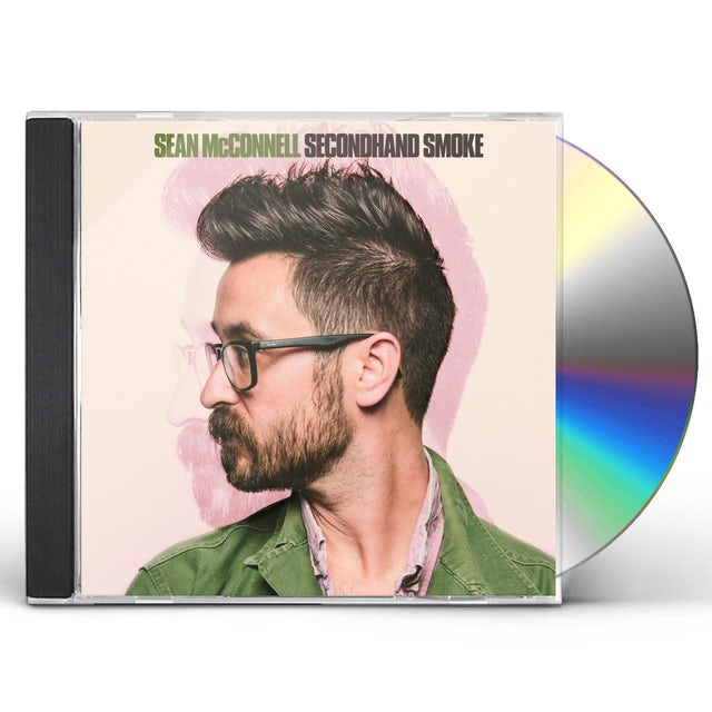 Sean Mcconnell SECONDHAND SMOKE CD
