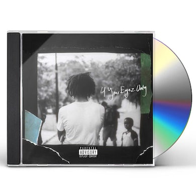 J. Cole 4 Your Eyez Only CD