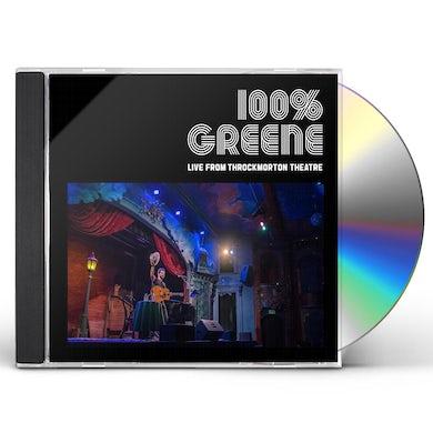 Jackie Greene Live From Throckmorton Theatre CD