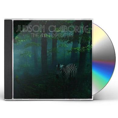 Judson Claiborne TIME & TEMPERATURE CD