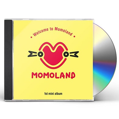WELCOME TO MOMOLAND CD