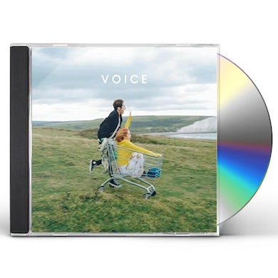 Standing Egg VOICE (MINI ALBUM) CD