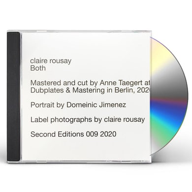 Claire Rousay BOTH Vinyl Record