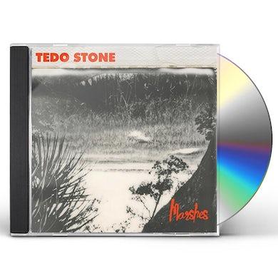 Tedo Stone MARSHES CD