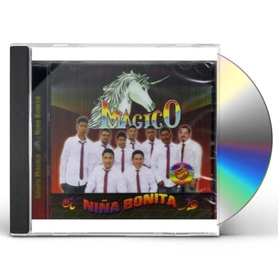 Grupo Magico NIA BONITA CD