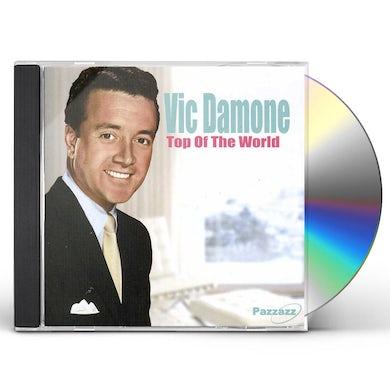 Vic Damone TOP OF THE WORLD CD