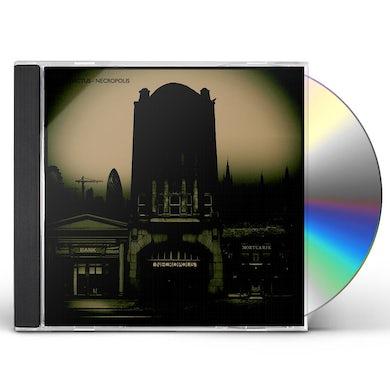Sol Invictus NECROPOLIS CD