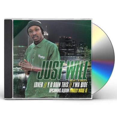 Just Will DEBUT SINGLES CD