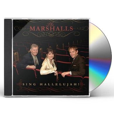 MARSHALLS SING HALLELUJAH! CD