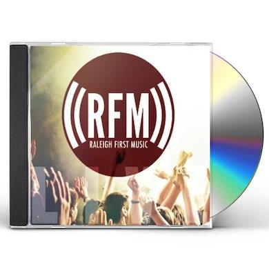Raleigh First Music RFM LIVE CD