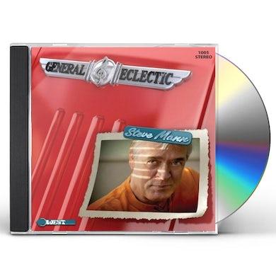 Steve Mann GENERAL ECLECTIC CD