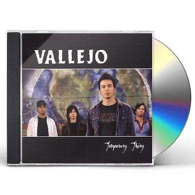 Vallejo TEMPORARY THING CD