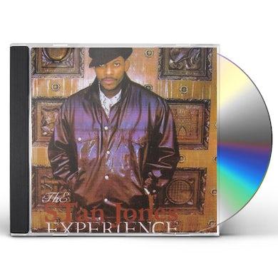 Stan Jones EXPERIENCE CD