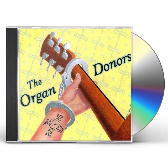 Organ Donors MIXED BLESSING CD