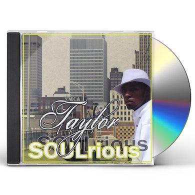 Taylor SOULRIOUS CD