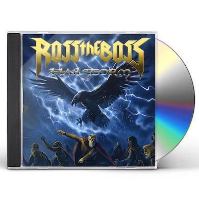 Ross The Boss HAILSTORM CD