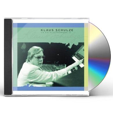 Klaus Schulze VIE ELECTRONIQUE 12 CD