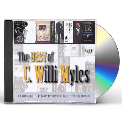C. Willi Myles BEST OF C WILLI MYLES CD