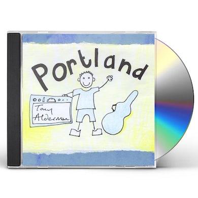 Tony Alderman PORTLAND CD