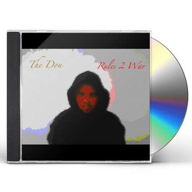 Don RULES 2 WAR CD