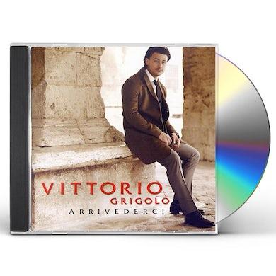 Vittorio Grigolo ARRIVEDERCI CD