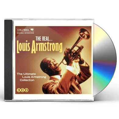 REAL LOUIS ARMSTRONG CD